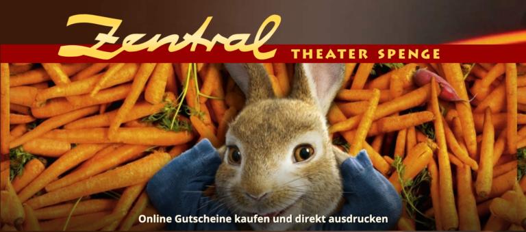 Kino Spenge Zentral Theater